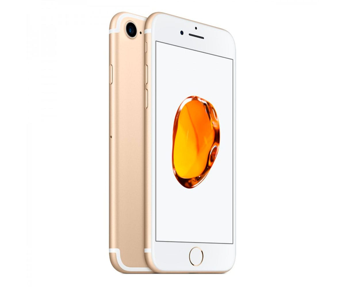 edd3e6087d2 APPLE IPHONE 7 32GB DORADO MÓVIL 4G 4.7'' IPS/4CORE/32GB/2GB RAM/12MP  OIS/7MP