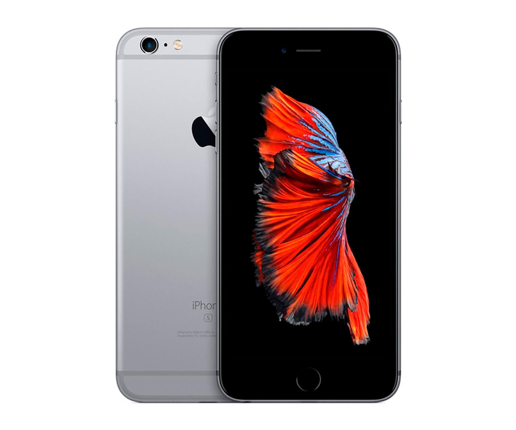 3eedfff7ee5 APPLE IPHONE 6S 64GB GRIS ESPACIAL REACONDICIONADO CPO MÓVIL 4G 4.7''  RETINA HD/2CORE/64GB/2GB RAM/12MP/5MP