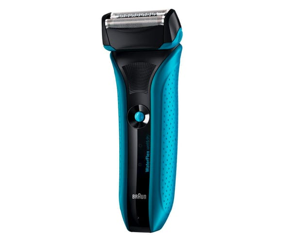 BRAUN AFEITADORA WATERFEX BLUE 7846fd5352f3