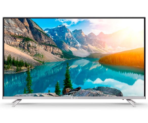 METZ 32E6X22A TELEVISOR 32'' LCD LED HD READY 100Hz SMART TV NETFLIX WIFI LAN HDMI Y USB REPRODUCTOR MULTIMEDIA