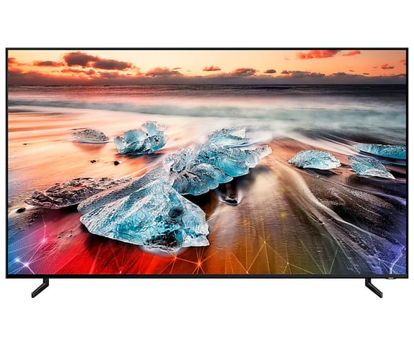 SAMSUNG QE82Q950RBTXXC TELEVISOR 82'' QLED 8K 2019 DIRECT FULL ARRAY ELITE SMART TV WIFI BLUETOOTH AMBIENT MODE