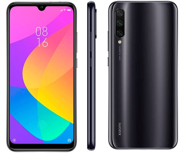 XIAOMI MI A3 GRIS MÓVIL 4G DUAL SIM 6.088'' AMOLED HD+/8CORE/64GB/4GB RAM/48+8+2MP/32MP