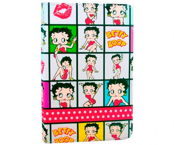 E-VITTA EVEBP00405 BETTY BOOP BOOKLET COLLAGE FUNDA UNIVERSAL TABLET 6''