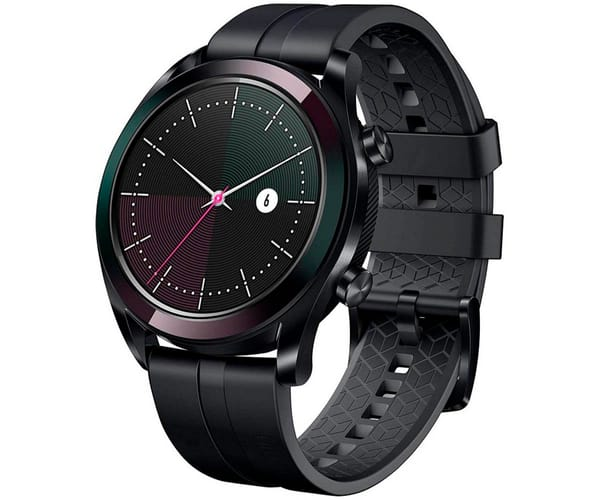 HUAWEI WATCH GT ELEGANT NEGRO SMARTWATCH 42mm 1.2'' AMOLED GPS BLUETOOTH FRECUENCIA CARDÍACA