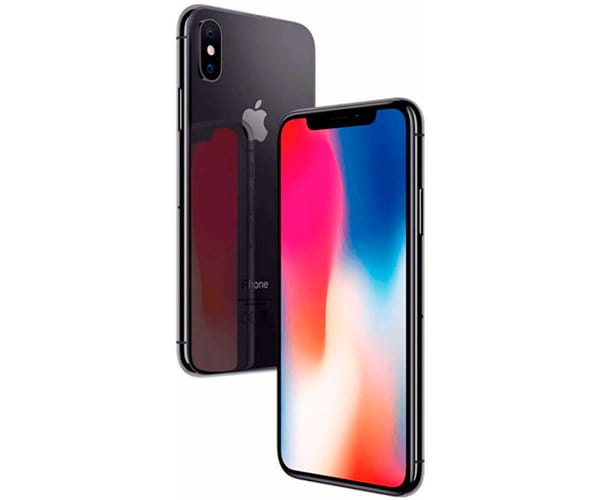 APPLE IPHONE X 256GB GRIS ESPACIAL REACONDICIONADO CPO MÓVIL 4G 5.8'' SUPER RETINA OLED HDR/6CORE/256GB/3GB RAM/12MP+12MP/7MP