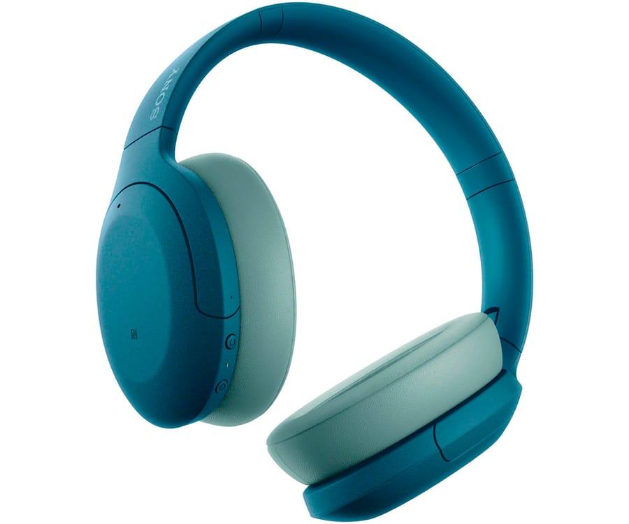 SONY WH-H910N AZUL AURICULARES BLUETOOTH NFC NOISE CANCELLING AUDIO DE ALTA RESOLUCIÓN
