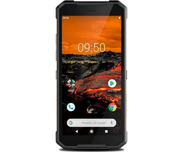 MYPHONE HAMMER EXPLORER PLATA MÓVIL RUGERIZADO 4G DUAL SIM 5.72'' IPS HD+/4CORE/32GB/3GB RAM/13MP/8MP