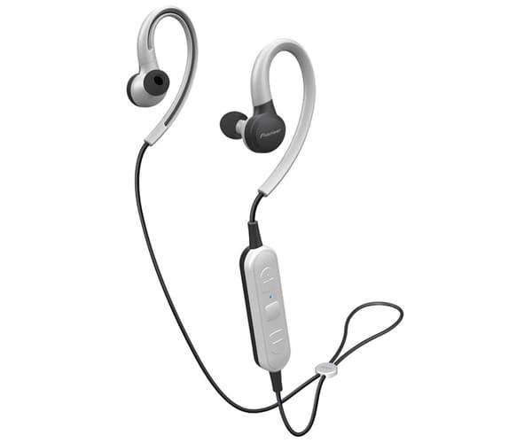 PIONEER SE-E6BT NEGRO AURICULARES DEPORTIVOS IN-EAR INALÁMBRICOS E6 WIRELESS IPX4 MANOS LIBRES