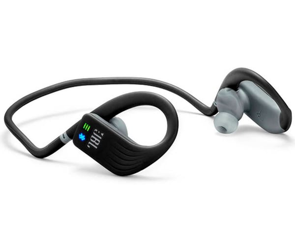 JBL ENDURANCE DIVE NEGRO/GRIS AURICULARES DEPORTIVOS IN-EAR MP3 INALÁMBRICOS IMPERMEABLES BLUETOOTH