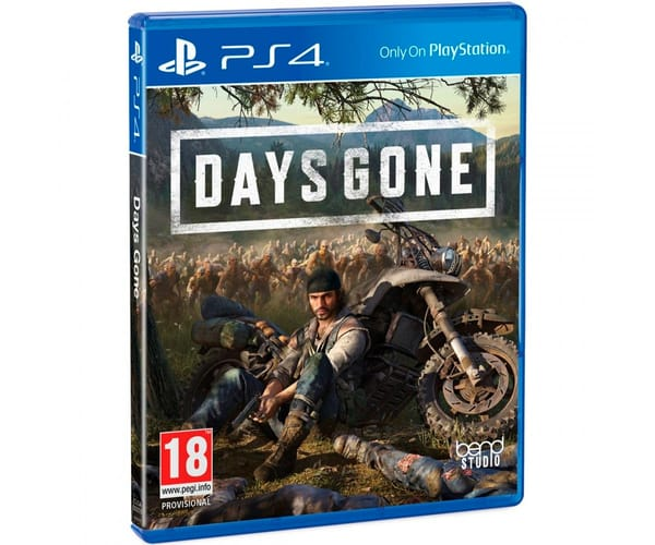 SONY JUEGO PS4 DAYS GONE PARA PLAYSTATION 4