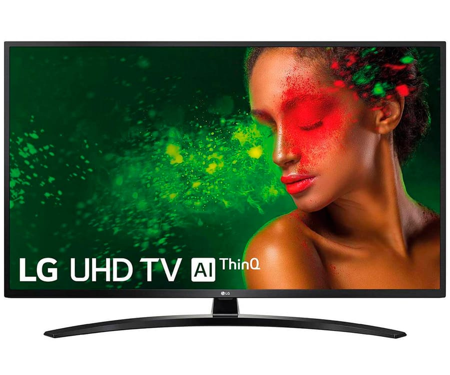 LG 70UM7450PLA TELEVISOR 70'' LCD LED UHD 4K HDR SMART TV WEBOS 4.5 WIFI BT HDMI USB VESA 600x400
