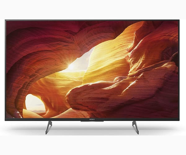 SONY KD43XH8596 TELEVISOR 43'' LCD EDGE LED UHD 4K HDR 1000Hz ANDROID TV