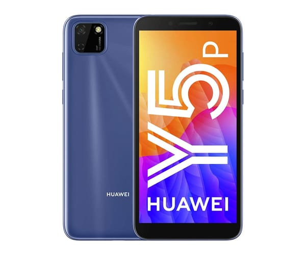 HUAWEI Y5P BLUE MÓVIL 4G DUAL SIM 5.45'' IPS HD+/8CORE/32GB/2GB RAM/8MP/5MP