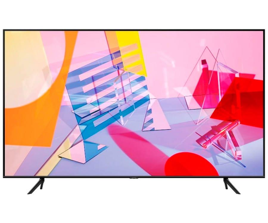 SAMSUNG QE50Q60T NEGRO TELEVISOR 50'' QLED 4K SMART TV WIFI BLUETOOTH AMBIENT MODE