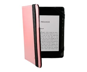 EVITTA FUNDA BOOKLET-KINDLE ROSA