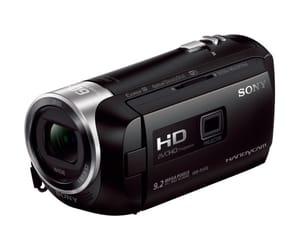 SONY HDRPJ410B VIDEOCÁMARA CON OBJETIVO DE GRAN ANGULAR 26,8mm Y PROYECTOR INCOPORADO CALIDAD FULL HD