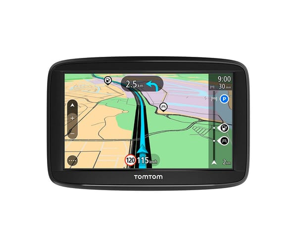 TOMTOM START 42 NAVEGADOR GPS 4.3'' EUROPA OCCIDENTAL