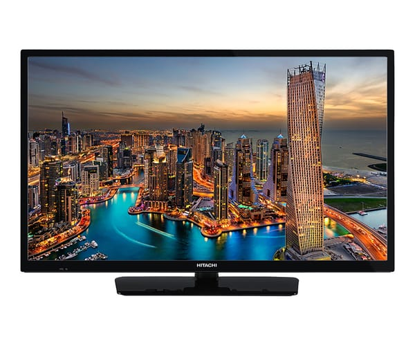 HITACHI 24HE1000 TELEVISOR 32'' LCD DIRECT LED HD READY 200Hz HDMI USB GRABADOR Y REPRODUCTOR MULTIMEDIA