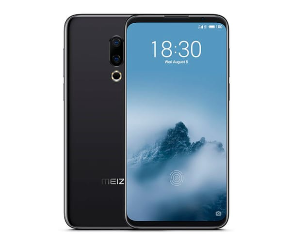 MEIZU M16TH NEGRO MÓVIL 4G DUAL SIM 6'' SAMOLED FULL HD+/8CORE/128GB/8GB RAM/20MP+12MP/20MP