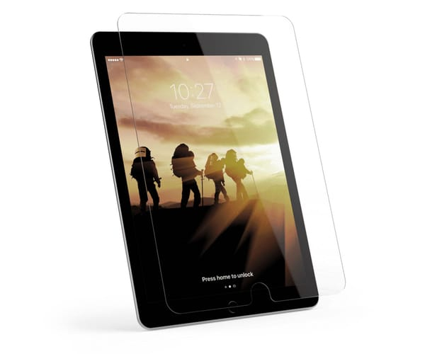 UAG PROTECTOR DE CRISTAL APPLE IPAD 9.7'' (2017)