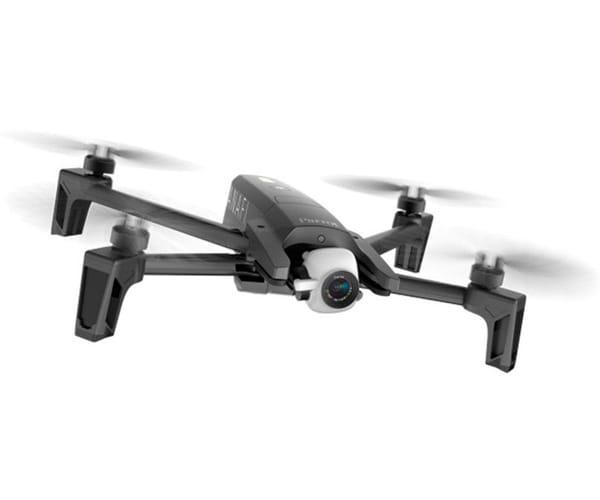 DRON PARROT ANAFI CON CAMARA 4K HDR BATERÍA ESTUCHE MICROSD 16GB 8 HÉLICES ADICIONALES