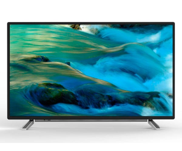 GRUNDIG 40VLX7730BP TELEVISOR 40'' LCD LED 4K UHD HDR 1300Hz SMART TV WIFI BLUETOOTH HDMI USB GRABADOR Y REPRODUCTOR MULTIMEDIA