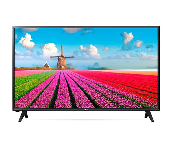 LG 43LJ500V TELEVISOR 43'' LCD LED FULL HD SISTEMA DE AUDIO 2.0 CON HDMI Y USB REPRODUCTOR MULTIMEDIA