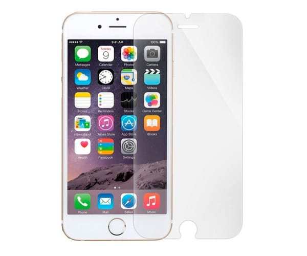 JC PROTECTOR DE CRISTAL APPLE IPHONE 6S PLUS