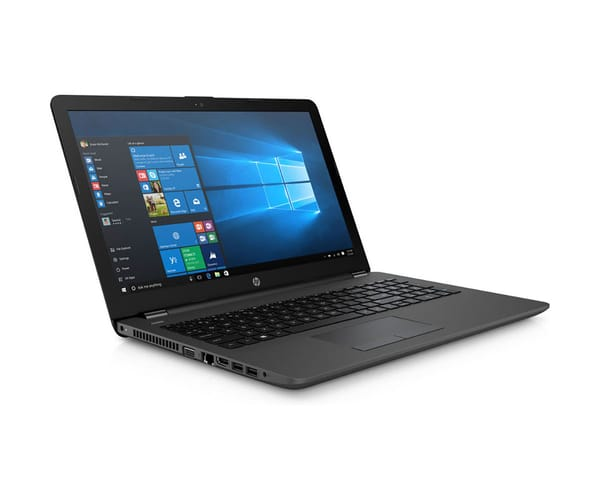 HP NOTEBOOK 255 G6 GRIS PORTÁTIL 15.6'' HD/E2 1.5GHz/1TB/4GB RAM/W10 HOME/DVD-R