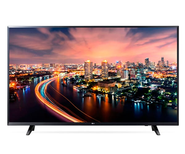 LG 55UJ6307 TELEVISOR 55'' IPS DIRECT LED UHD 4K HDR SMART TV WEBOS 3.5 WIFI BLUETOOTH LAN HDMI USB GRABADOR Y REPRODUCTOR MULTIMEDIA