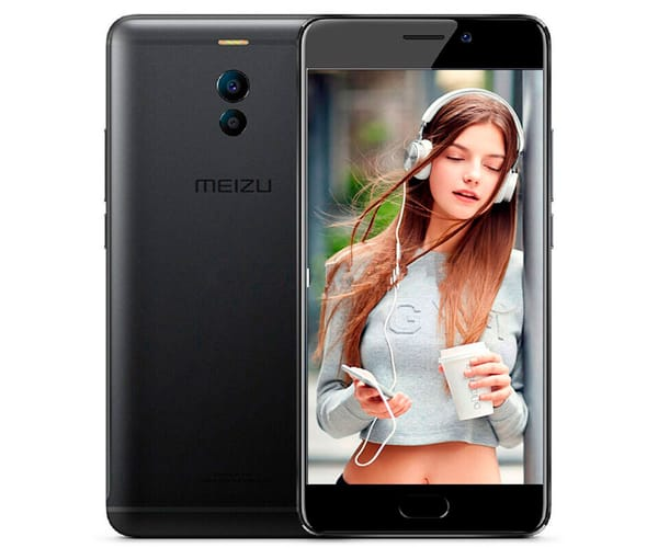 MEIZU M6 NOTE NEGRO MÓVIL 4G DUAL SIM 5.5'' IPS FHD/8CORE/64GB/4GB RAM/12MP+5MP/16MP