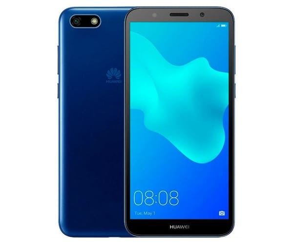 HUAWEI Y5 (2018) AZUL MÓVIL 4G DUAL SIM 5.45'' IPS HD+/4CORE/16GB/2GB RAM/8MP/5MP