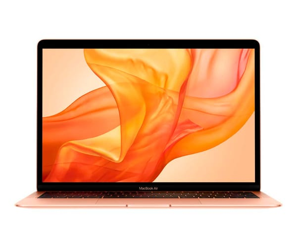 APPLE MACBOOK AIR ORO PORTÁTIL 13.3'' RETINA IPS QHD+/i5 1.6GHz/SSD 128GB/8GB RAM/macOS