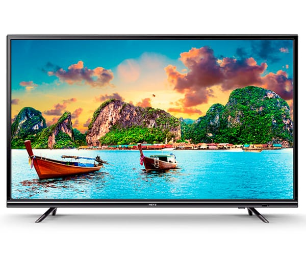 METZ 55U2X41C TELEVISOR 55'' LCD LED UHD 4K HDR 200Hz SMART TV NETFLIX WIFI LAN HDMI Y USB REPRODUCTOR MULTIMEDIA